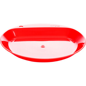 Wildo Camper Plate Flat, red
